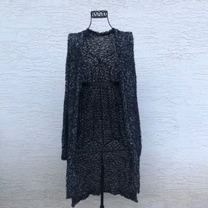 Abercrombie & Fitch long Sweater Cardigan XS